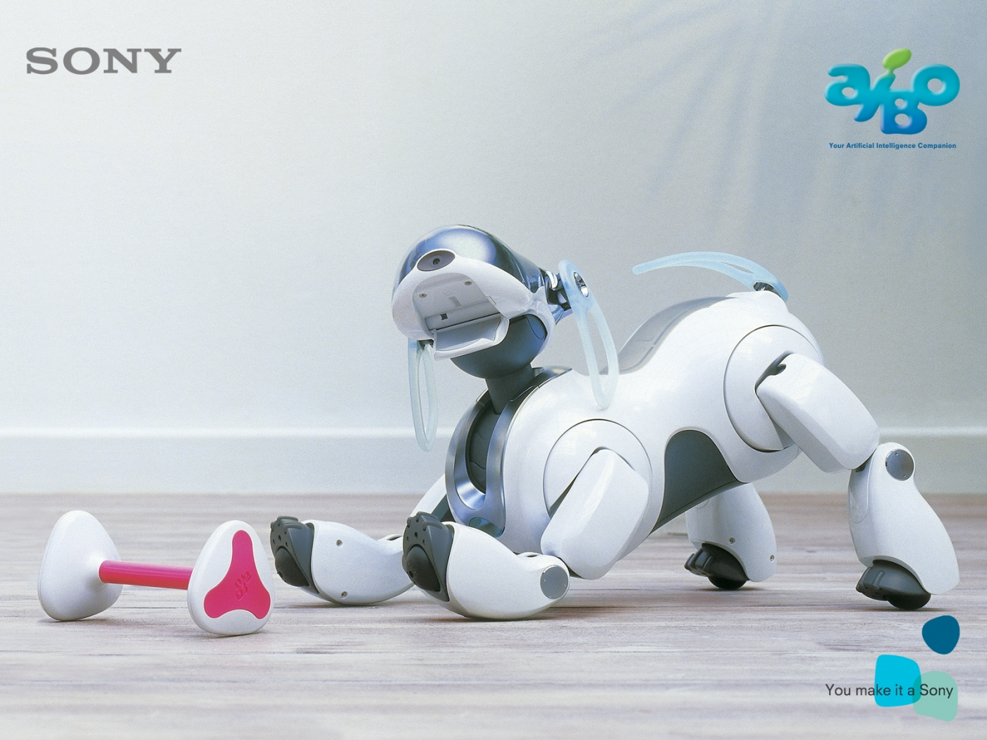 The Sony Aibo ERS-7