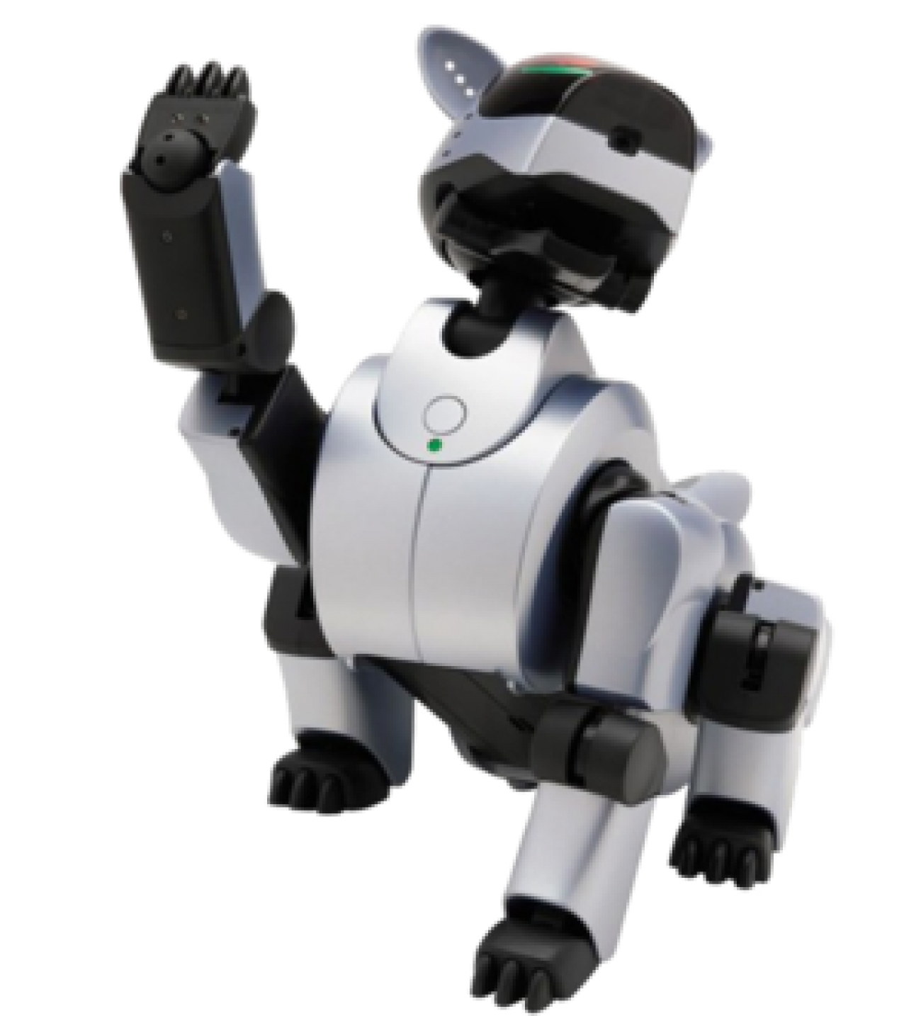 The Sony Aibo ERS-210